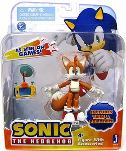 Sonic 3.5 Inch Action Figure Tails & PDA Device