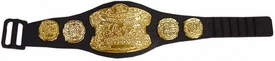 WWE Jakks Pacific 4 Inch Action Figure Tag Team World Champion Belt