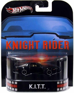 Hot Wheels Retro Knight Rider 1:55 Die Cast Car K.I.T.T.