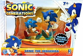 Sonic Generations Exclusive Statue 2-Pack with Game Codes