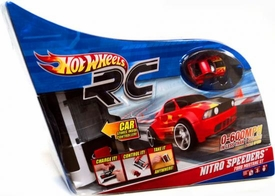 Hot Wheels RC Nitro Speeders Ford Mustang GT