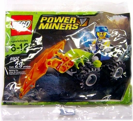 LEGO Power Miners Exclusive Set #8907 Rock Hacker [Bagged]