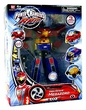 Power Rangers RPM [Racing Performance Machines]Micro & Deluxe Megazords