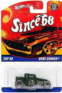 Hot Wheels Mattel Die-Cast Car Since '68 Top 40 Bone Shaker [#29 of 40] BLOWOUT SALE!