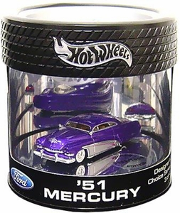 Hot Wheels Mattel Ford Limited Edition Custom Cruiser Series '51 Mercury [Limited of /7000]