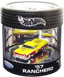 Hot Wheels Mattel Ford Limited Edition Custom Cruiser Series '57 Ranchero