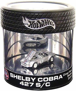 Hot Wheels Mattel Ford Limited Edition Custom Cruiser Series Shelby Cobra 427 S/C [Limited of /7000]