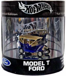 Hot Wheels Mattel Limited Edition Hot Rod Series Ford Model T [Limited of /15,000]