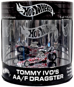 Hot Wheels Mattel Limited Edition Racing Series Tommy Ivo's AA/F Dragster [Limited of /15,000]