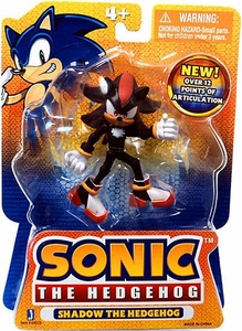 Sonic the Hedgehog 3.5 Inch Action Figure Shadow the Hedgehog