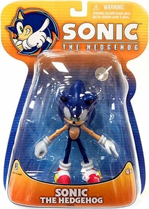 Sonic the Hedgehog 5 Inch Action Figure Sonic The Hedgehog [8 Points of Articulation!]
