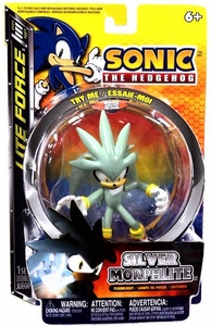 Sonic The Hedgehog Morphlite Silver