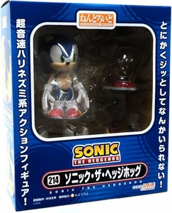 Sonic the Hedgehog Nendoroid 4 Inch Poseable PVC Figure Sonic
