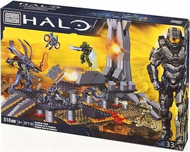 Halo Mega Bloks Set #97118 Cauldron Clash [Random Package, Same Contents!]
