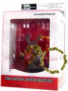Final Fantasy Master Monster Creature Collection Series 1 PVC Arts Figure Ifrite