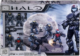 Halo Mega Bloks Exclusive Set #97070 Covert Ops: Battle Unit