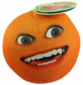 Annoying Orange 3 1/2 Inch Talking Plush Figure Smiling Orange