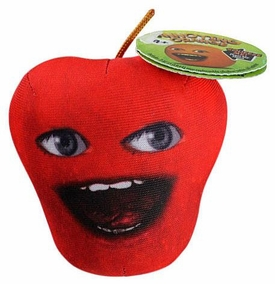 Annoying Orange 3 1/2 Inch Talking Plush Figure Midget Apple BLOWOUT SALE!