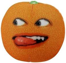 Annoying Orange 3 1/2 Inch Talking Plush Figure Nyan Nyan Orange BLOWOUT SALE!