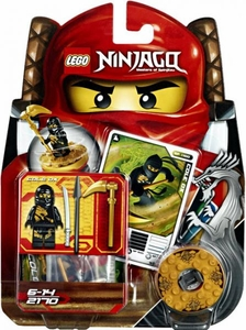 LEGO Ninjago Set #2170 Cole DX
