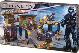 Halo Mega Bloks Exclusive Set #97071 Covert Ops: Flood Siege