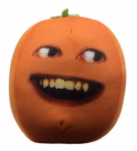 Annoying Orange 5 Inch Talking Plush Figure Smiling Orange
