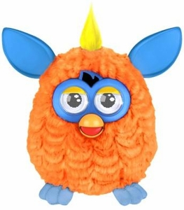 Furby Orangutan [Orange / Blue]