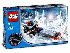 LEGO Alpha Team Set #4743 Ice Blade