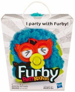 Furby Party Rocker Twittby