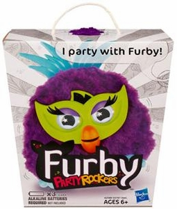 Furby Party Rocker Fussby