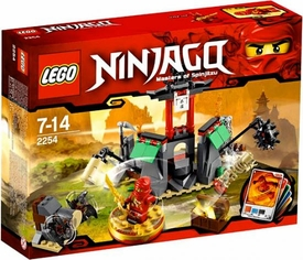 LEGO Ninjago Set #2254 Mountain Shrine