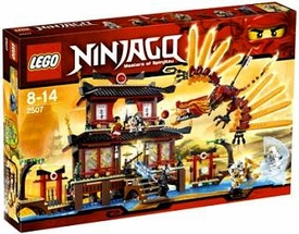 LEGO Ninjago Set #2507 Fire Temple