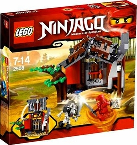 LEGO Ninjago Set #2508 Blacksmith Shop