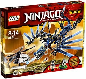 LEGO Ninjago Exclusive Set #2521 Lightning Dragon Battle