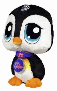 Littlest Pet Shop VIP Virtual Interactive Pet Plush Figure Penguin