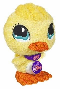 Littlest Pet Shop VIP Virtual Interactive Pet Plush Figure Duck