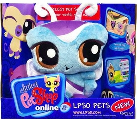 Littlest Pet Shop Online LPSO Web Game Plush Pet Butterfly [Random Package]