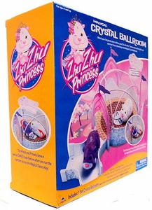Magical Zhu Zhu Princess Playset Crystal Ballroom [Hamsters NOT Included!] BLOWOUT SALE!