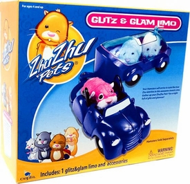 Zhu Zhu Pets Playset Glitz & Glam Limo [Hamsters Not Included!]