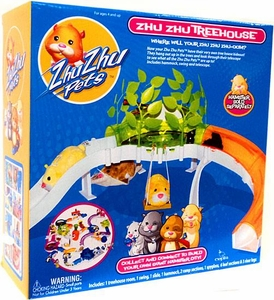 Zhu Zhu Pets Playset Tree House [Hamster NOT Included!]