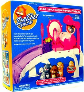Zhu Zhu Pets Playset Grooming Salon [Hamster NOT Included!]