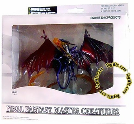 Final Fantasy Master Monster Creature Collection Series 1 PVC Arts Figure Bahamut