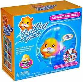 Zhu Zhu Pets Accessory Set Adventure Ball[Hamster NOT Included!]