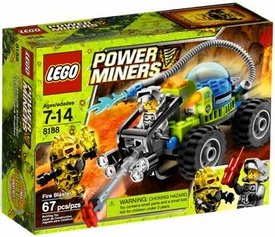 LEGO Power Miners Set #8188 Fire Blaster