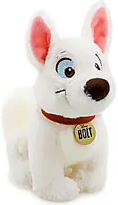 Disney Exclusive 6 Inch Mini Plush Figure Bolt