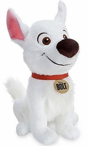 Disney Bolt Exclusive 13 Inch Deluxe Plush Bolt [Sitting]