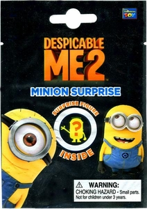 Despicable Me 2 Mini PVC Figure Mystery Pack [1 Surprise Figure]