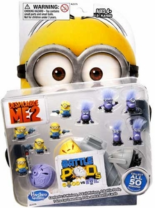 Despicable Me 2 Game Battle Pods 10-Pack Good vs Evil