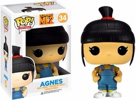 Funko POP! Despicable Me 2 Vinyl Figure Agnes