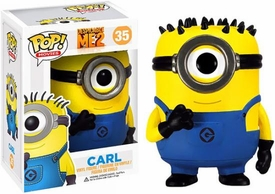 Funko POP! Despicable Me 2 Vinyl Figure Carl